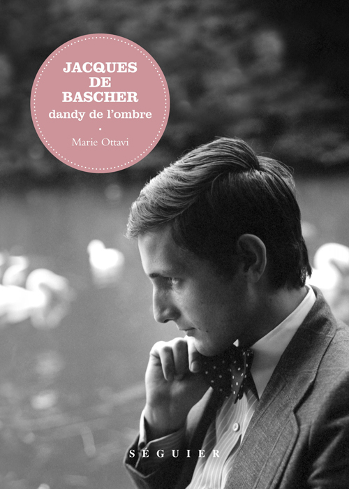 Signature du livre Jacques De Bascher, Dandy de l'ombre de Marie Ottavi