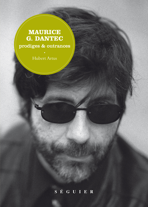 Hubert Artus au Monte-en-l'air pour son livre sur Maurice G. Dantec