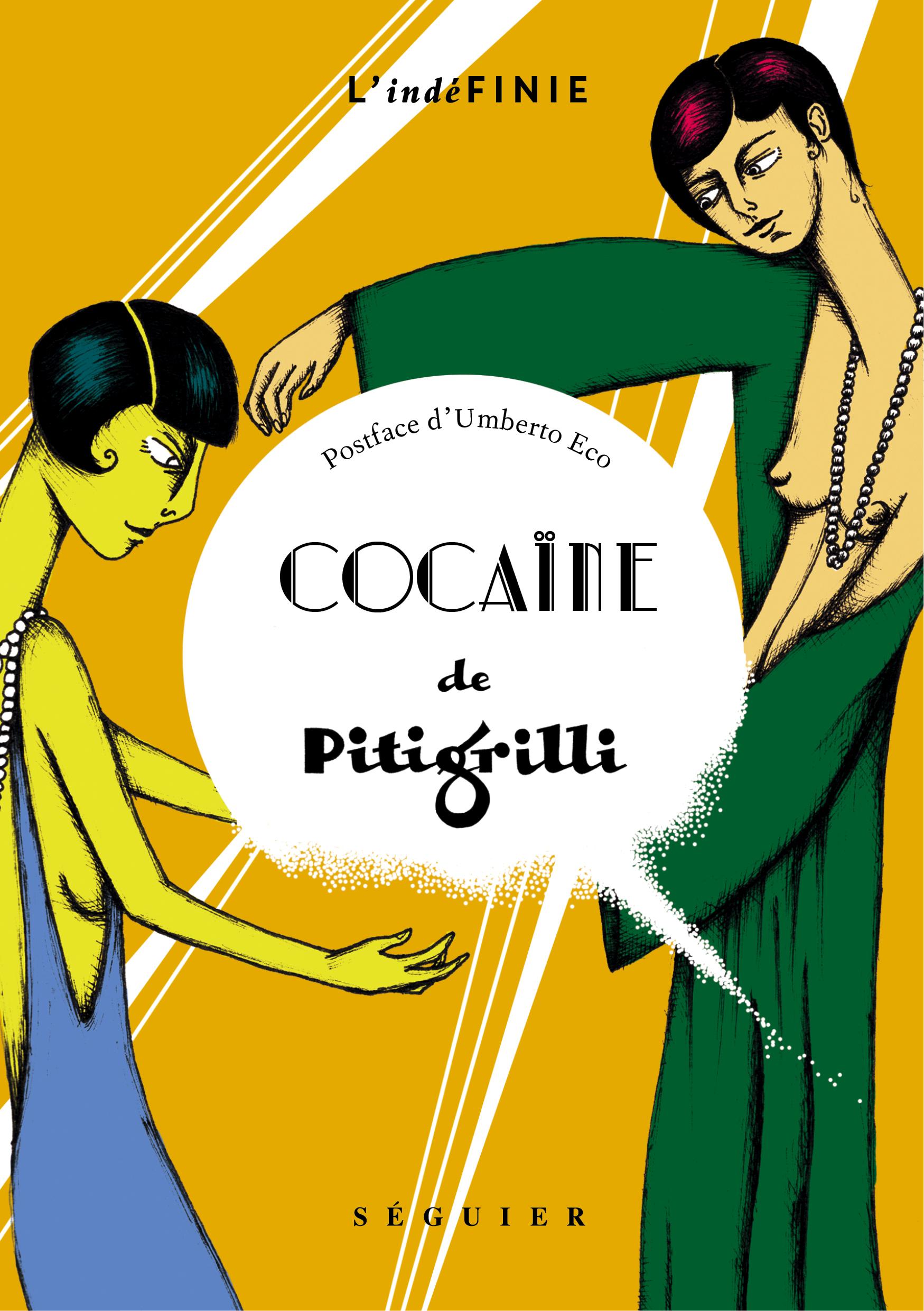 Cocaïne lauréat du Prix Rive Gauche à Paris 2018 !