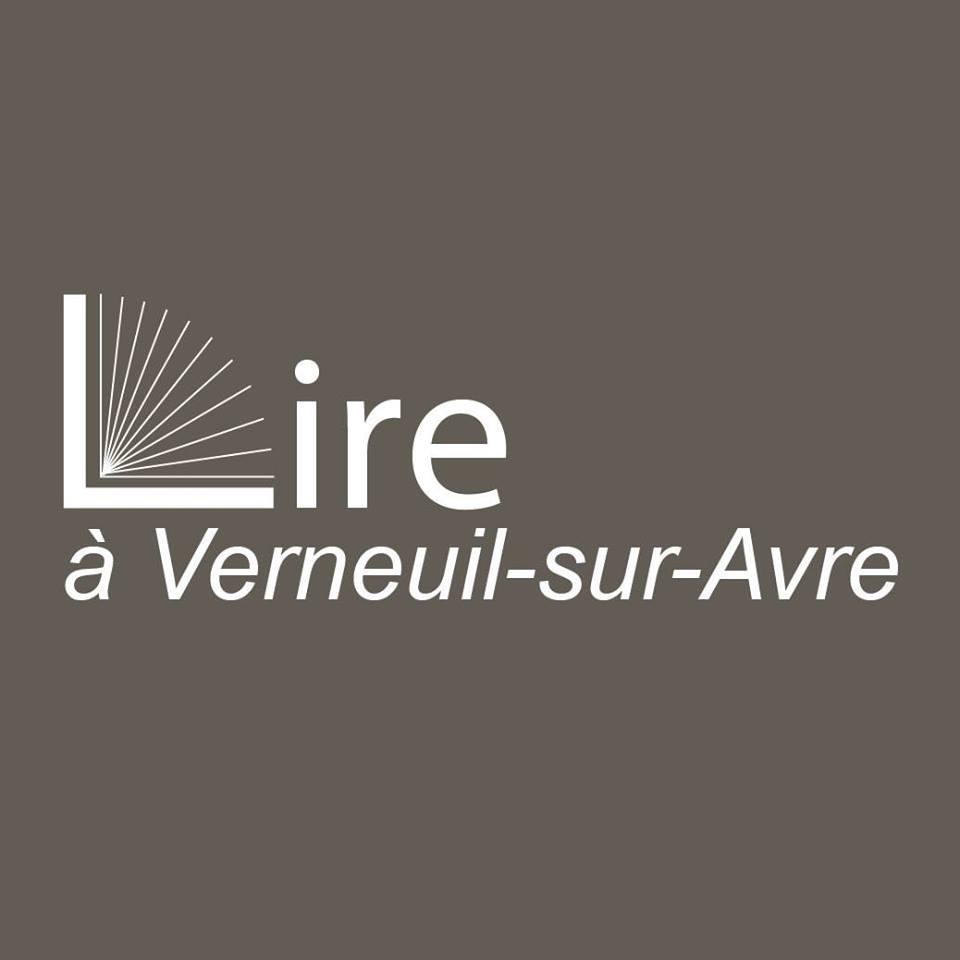 Frédéric Andrau au Salon Lire à Verneuil