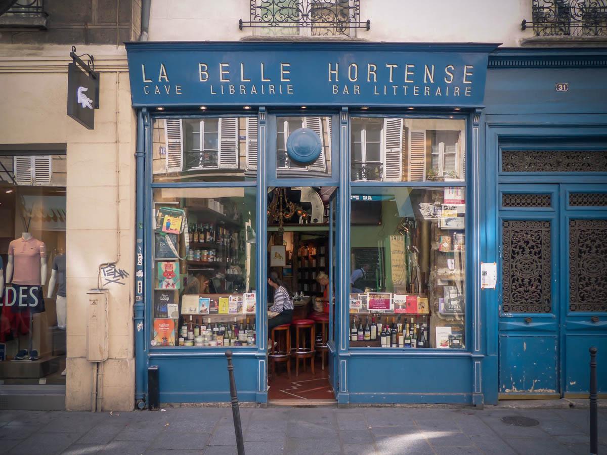 Jacques Perot à La Belle Hortense